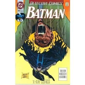 DETECTIVE COMICS #658 VF/NM KELLY JONES COVER CHUCK DIXON
