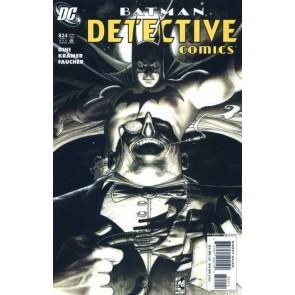 DETECTIVE COMICS #824 VF+ - VF/NM SIMONE BIANCHI COVER