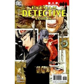 DETECTIVE COMICS #848 VF/NM DUSTIN DGUYEN COVER
