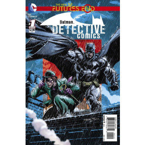 DETECTIVE COMICS: FUTURES END (2014) #1 VF/NM STANDARD COVER ONE-SHOT NEW 52!