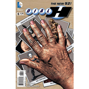 DIAL H (2012) #6 NM BRIAN BOLLAND COVER