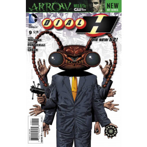 Dial H (2012) #9 VF/NM Brian Bolland Cover The New 52!