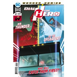 Dial H for Hero  (2019) #'s 1 2 3 4 5 6 Complete VF/NM Set Wonder Comics