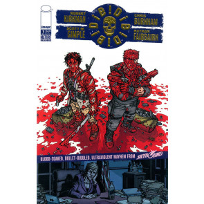 "Die!Die!Die! (2018) #1 VF/NM Gold Foil Stamped ""One Per Store"" Variant Cover"