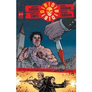 Die!Die!Die! (2018) #2 VF/NM Robert Kirkman Image Comics