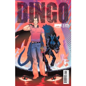 DINGO #1 OF 4 VF/NM TO NM COVER A BOOM! STUDIOS