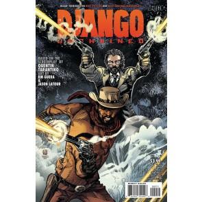 DJANGO UNCHAINED (2013) #2 OF 7 FN/VF VERTIGO