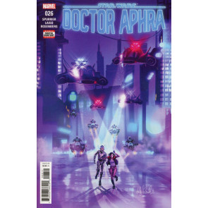 Doctor Aphra (2016) #26 VF/NM Star Wars