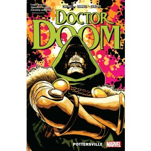 Doctor Doom - Pottersville Tpb Volume 1 Collecting #'s 1 2 3 4 5 6