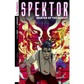 DOCTOR SPEKTOR: MASTER OF THE OCCULT (2014) #1 VF+ - VF/NM DYNAMITE