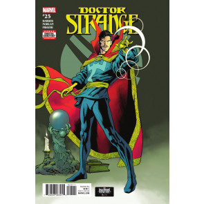 Doctor Strange (2015) #25 VF/NM