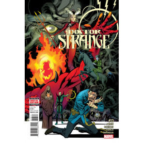Doctor Strange (2015) #13 VF/NM