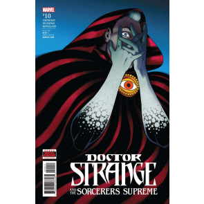 Doctor Strange and the Sorcerers Supreme (2016) #10 VF/NM