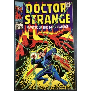 Doctor Strange (1968) #171 VG/FN (5.0) vs Dormammu part 1 of 3