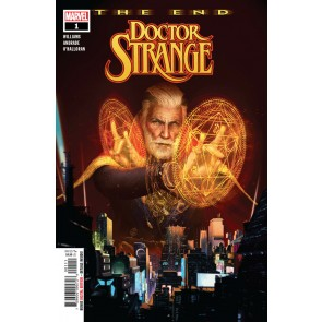 Doctor Strange: The End (2020) #1 VF/NM Rahzzah Cover