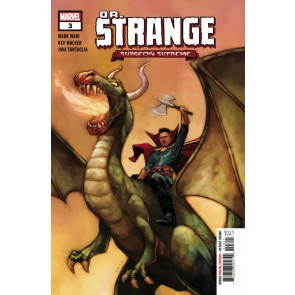 Doctor Strange (2019) #3 VF/NM Phil Noto Cover