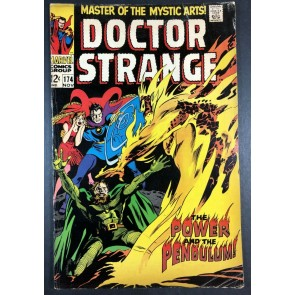 Doctor Strange (1968) #174 VG+ (4.5) 1st app Sons of Satannish