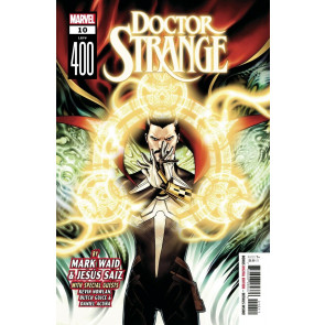 Doctor Strange (2018) #10 (#400) VF/NM Jesus Saiz Cover