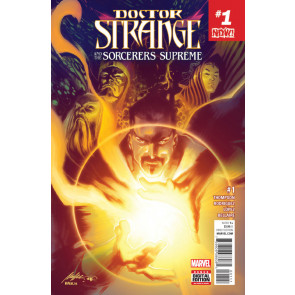 Doctor Strange and the Sorcerers Supreme (2016) #1 VF/NM Marvel Now!