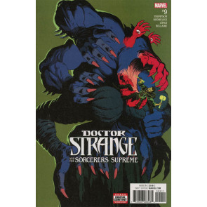 Doctor Strange and the Sorcerers Supreme (2016) #9 VF/NM