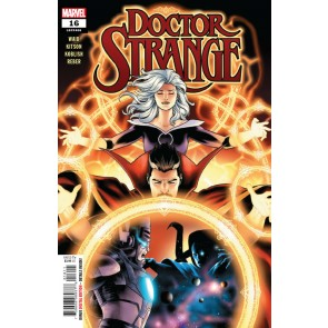 Doctor Strange (2018) #16 (#406) VF/NM Jesus Saiz Cover