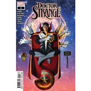Doctor Strange Annual (2019) #1 VF/NM Ariel Olivetti Cover