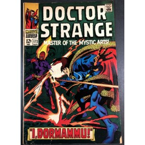 Doctor Strange (1968) #172 VG/FN (5.0) vs Dormammu part 2 of 3