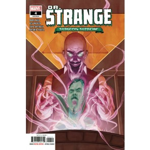 Doctor Strange (2019) #4 VF/NM Phil Noto Regular Cover