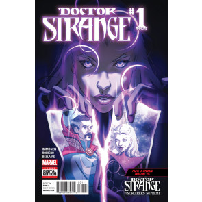 Doctor Strange Annual  (2016) #1 VF/NM