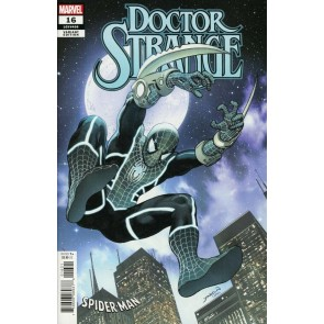 Doctor Strange (2018) #16 (#406) VF/NM Spider Suit Variant Cover (Stealth Suit)