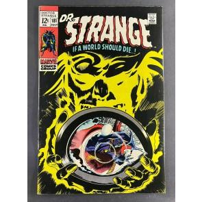 Doctor Strange (1968) #181 FN/VF (7.0) Nightmare Clea Wong Gene Colan Art