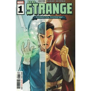 Doctor Strange (2019) #1 VF/NM 1:10 Phil Noto Secret Scalpel Variant Cover