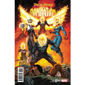 Doctor Strange: Damnation (2018) #3 VF/NM (9.0) or better variant cover