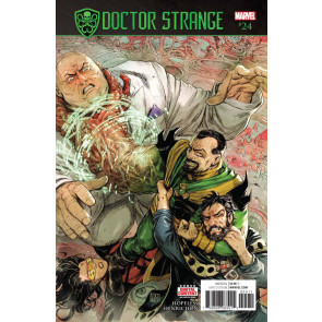 Doctor Strange (2015) #24 VF/NM