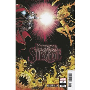 Doctor Strange (2018) #13 (#403) VF/NM Asgardian Variant Cover