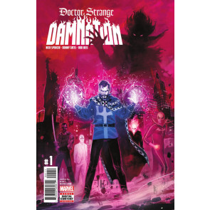 Doctor Strange: Damnation (2018) #1 VF/NM
