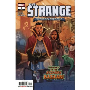 Doctor Strange (2019) #5 VF/NM Phil Noto Cover