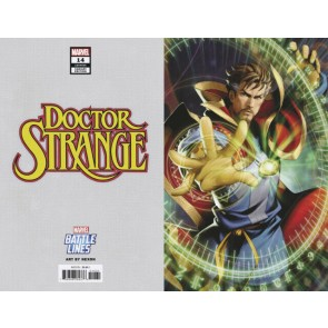 Doctor Strange (2018) #14 (#404) VF/NM (9.0) Battle Lines variant
