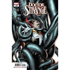 Doctor Strange (2018) #18 (#408) VF/NM Jesus Saiz Cover
