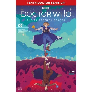 Doctor Who: The Thirteenth Doctor (2020) #2 VF/NM Hannah Templer Cover Titan