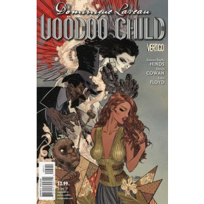 DOMINIQUE LAVEAU: VOODOO CHILD #5 VF/NM VERTIGO