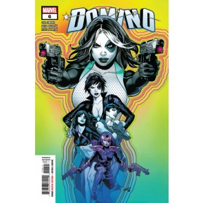 Domino (2018) #6 VF/NM