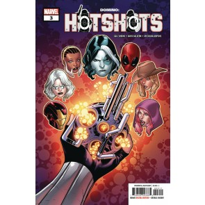 Domino: Hotshots (2019) #5 of 5 VF/NM Gail Simone