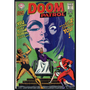 Doom Patrol (1964) #118 FN/VF (7.0)