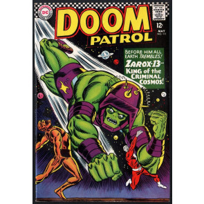 Doom Patrol (1964) #111 VF- (7.5)
