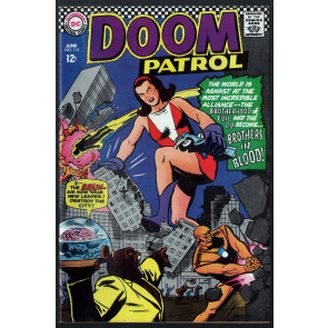 Doom Patrol (1964) #112 VF- (7.5)