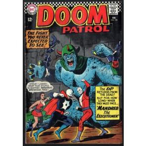 Doom Patrol (1964) #109 VG/FN (5.0)