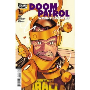 Doom Patrol: Weight of the Worlds (2019) #1 VF/NM Mitch Gerads Variant Cover