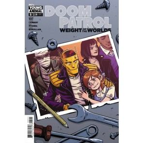 Doom Patrol: Weight of the Worlds (2019) #5 VF/NM