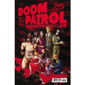 Doom Patrol: Weight of the Worlds (2019) #2 VF/NM Nick Derington Cover